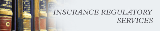 insurance regulatory services